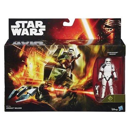 Veiculo Star Wars Assault Walker E Stormtrooper