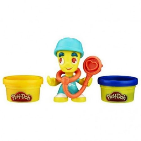 Play-Doh Town Conjunto Médico - Hasbro