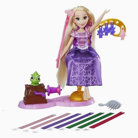 Disney Princesas - Salão De Fitas - Cabelo Mágico Rapunzel