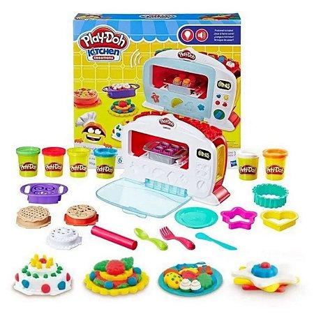 Play-doh Forno Magico
