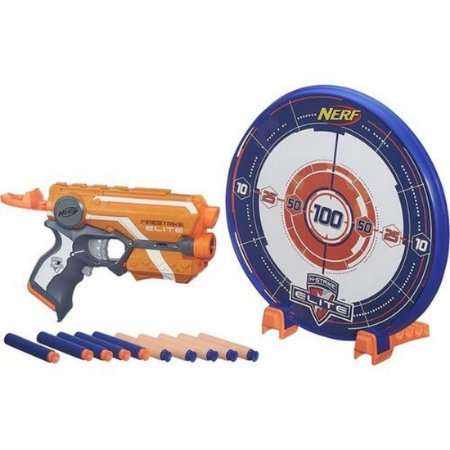 Nerf N-strike Elite Firetrike Kit De Treino Com Alvo Hasbro