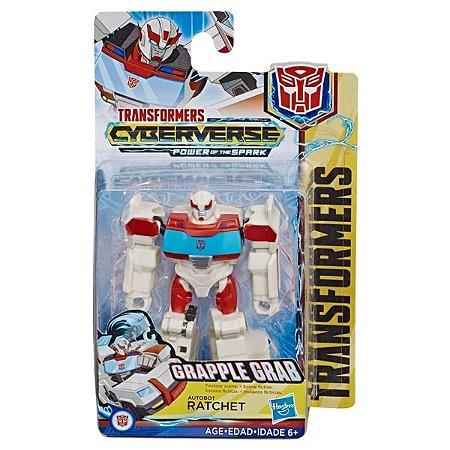 Figura Transformers Cyberverse Commander