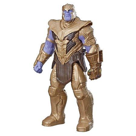 Boneco Th Thanos Marvel Deluxe 2.0