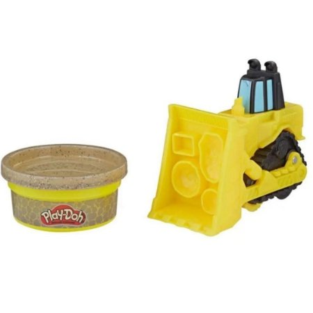 Play Doh Wheels Trator De Esteira