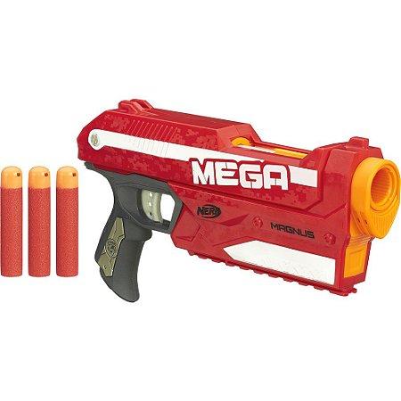 Lança Dardo Nerf Mega Magnus - Hasbro