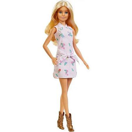 Barbie Fashionistas #129 - Mattel
