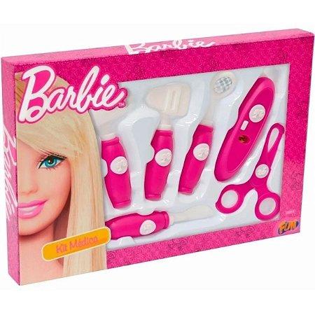 Barbie-kit Médica Básico