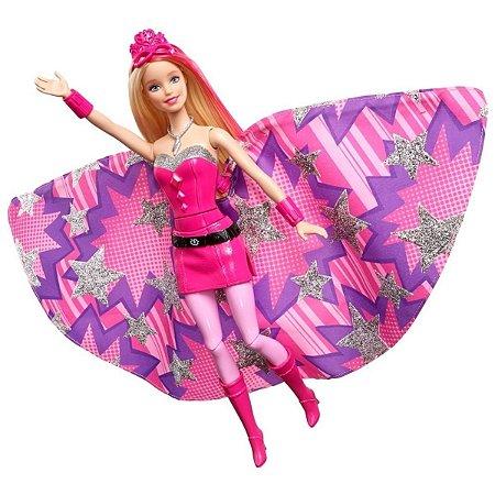 Boneca Barbie Filme Barbie Super Princesa