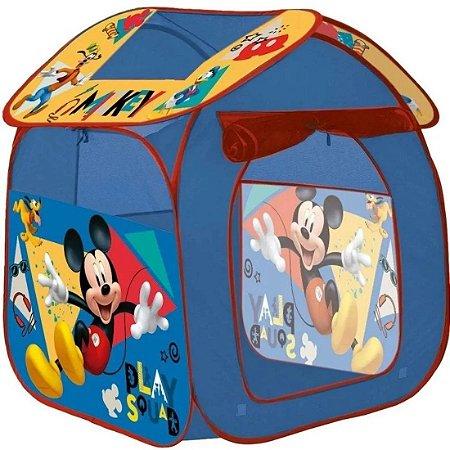 Barraca Portátil Casa Mickey