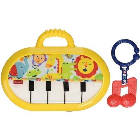 Pianinho Floresta Divertida - Move'n Groove - Fisher-Price