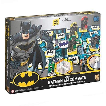 Jogo Batman Em Combate