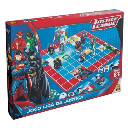 Jogo Liga Da Justiça