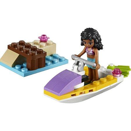 Lego Friends Moto Aquática