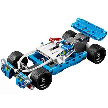 Lego Technic - Perseguição Policial - 42091