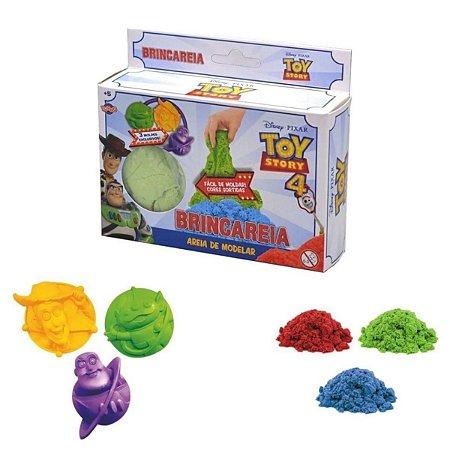 Kit Areia De Brincar Caixa Toy Story