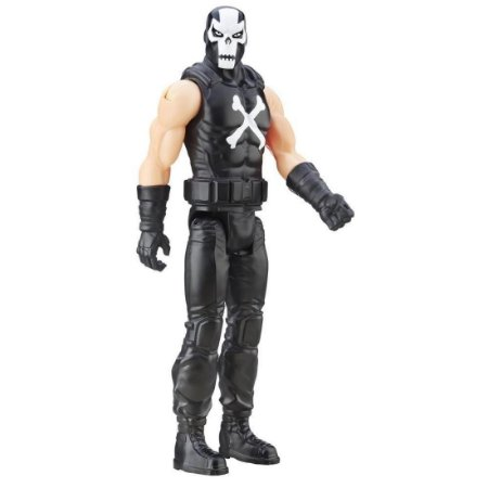Boneco Avengers Crossbones Titan Hero