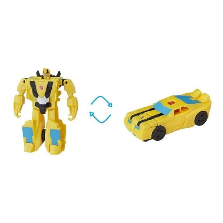 Boneco Transformers Bumblebee Cyberverse E3523