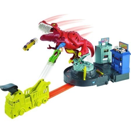 Hot Wheels - City T-Rex Demolidor