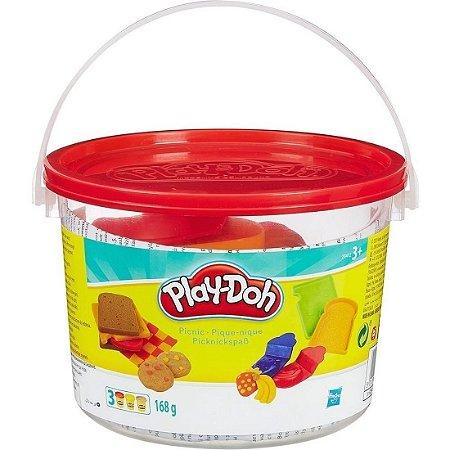 Play Doh Mini Balde Piquinique 23412 - Hasbro