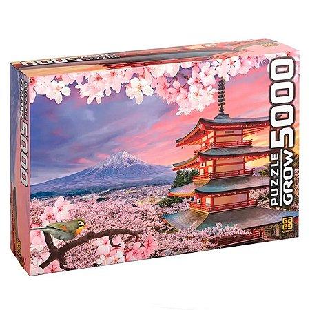 Puzzle 5000 Peças Monte Fuji