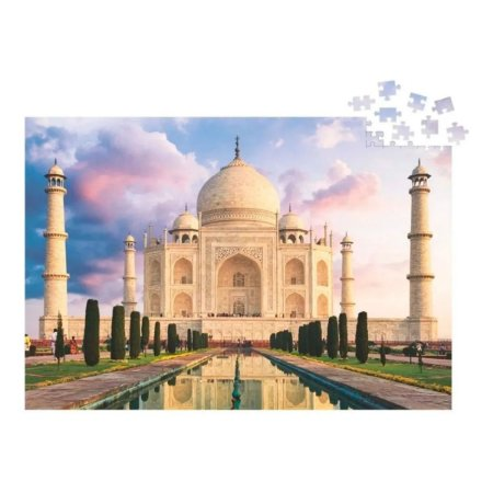 Quebra Cabeça Taj Mahal Índia 500 Peças
