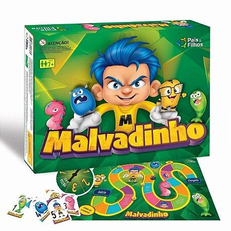 Jogo Malvadinho