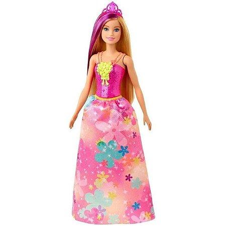Barbie Dreamtopia Princesa Loira