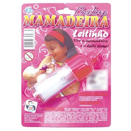 Baby Mamadeira Leitinho Brinquedos Pica Pau