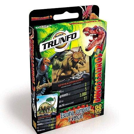 Grow - Super Trunfo Dinossauros