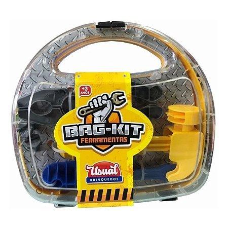 Maleta Bag Kit Ferramentas - Usual Brinquedos