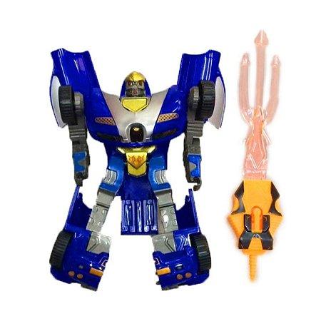 Robot Warriors Azul - Zoop Toys
