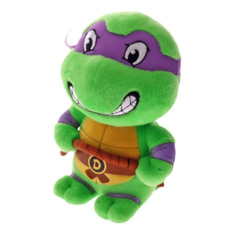 Tartarugas Ninja Donatello Ty Beanie Babies Dtc Pequeno