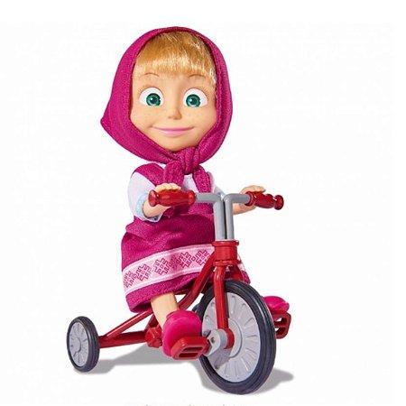 Masha e o urso - Masha com triciclo
