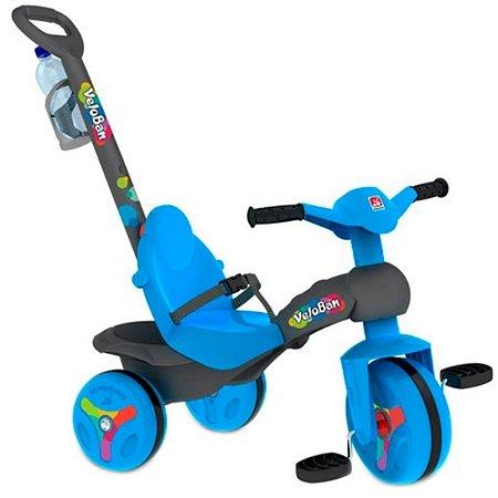 Triciclo Veloban Passeio Azul