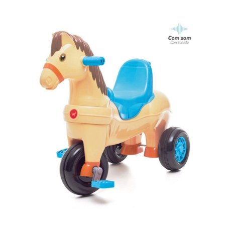 Triciclo Potó Calesita