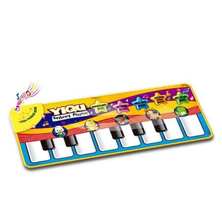 Tapete Musical Piano Divertido