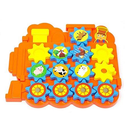 Gira Trem Estrela Baby - Estrela