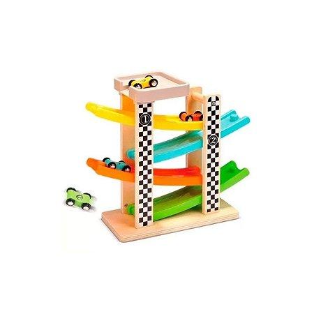 Brinquedo Corrida Zig Zag Estrela Baby