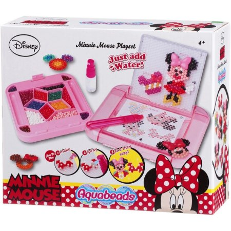Minnie Mouse Playset - Aquabeads