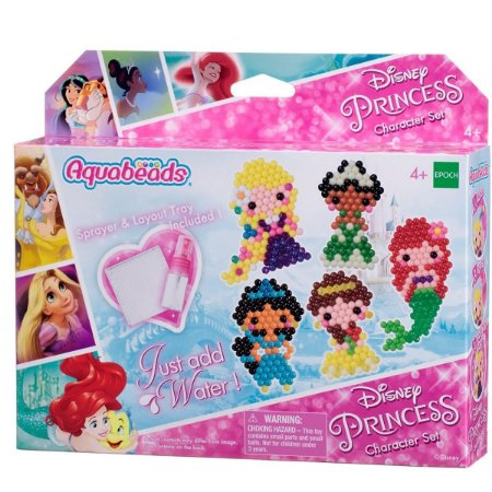 Disney Princess Character Set Aquabeads