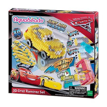 Cars 3 3D Cruz Ramirez Set Aquabeads