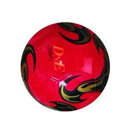 Bola De Futebol Vermelha
