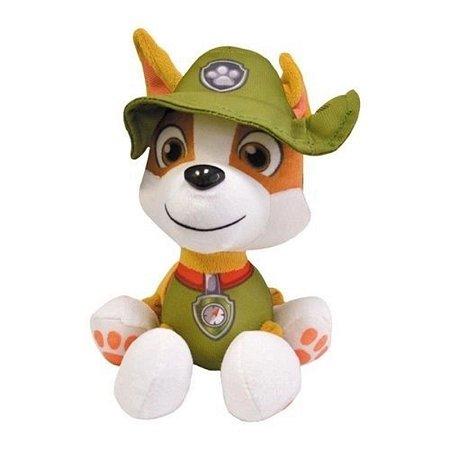Pelúcia Mini Patrulha Canina Tracker