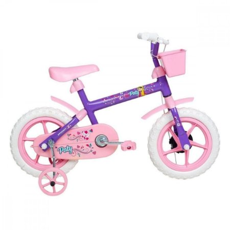 Bicicleta Aro 12 Paty