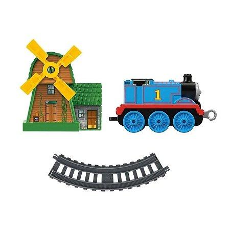 Pista Moinho De Vento Thomas E Friends - Mattel