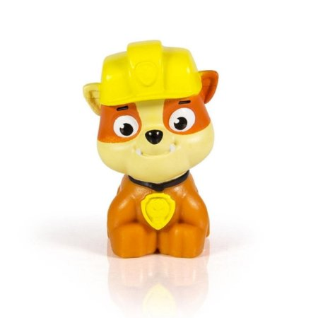 Patrulha Canina Mini Figuras Rubble