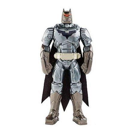 Batman com Armadura 15cm Liga da Justiça - Mattel