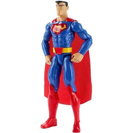 Superman 30cm Liga Da Justiça - Mattel