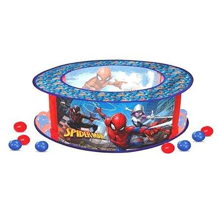 Piscina De Bolinhas Homem Aranha Spider-Man