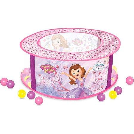 Piscina De Bolinha Princesinha Sofia Disney-2529
